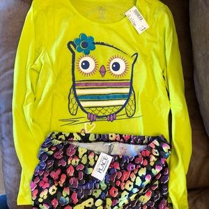 NWT Childrens Place set size 14